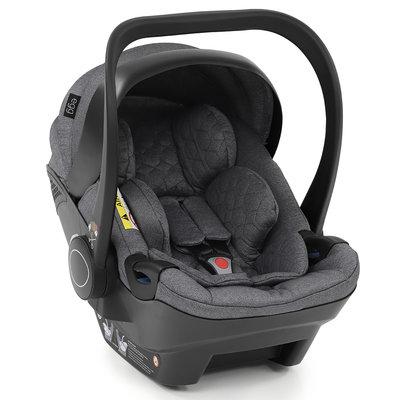 EGG Egg Shell Car Seat- Quartz