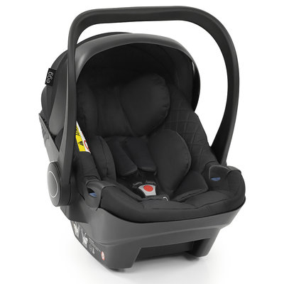 EGG Egg Shell Car Seat- Just Black
