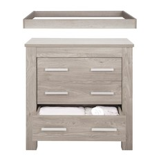 babystyle Babystyle Bordeaux Drawers (Ash)