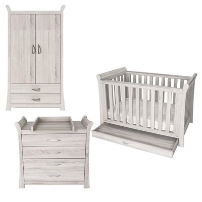 babystyle Babystyle Noble 3 Piece Nursery Furniture Set
