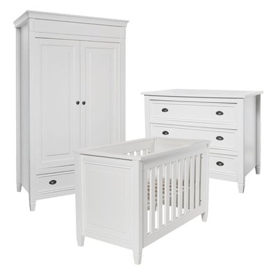 babystyle BabyStyle Marbella 3 Piece Nursery Furniture Set