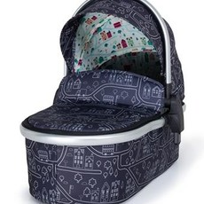 Cosatto Wowee Pram And Pushchair Bundle - My Town