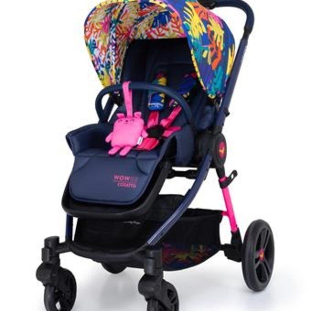 Cosatto Wowee Car Seat Bundle Club Tropicana