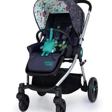Cosatto Wowee Car Seat and i-Size Base Bundle My Town