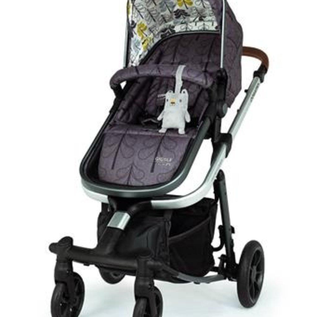 Cosatto Giggle Quad Car Seat Bundle Fika Forest