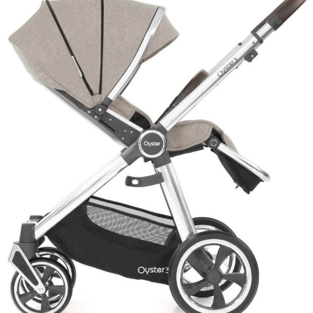 babystyle Oyster 3 Stroller- Mirror