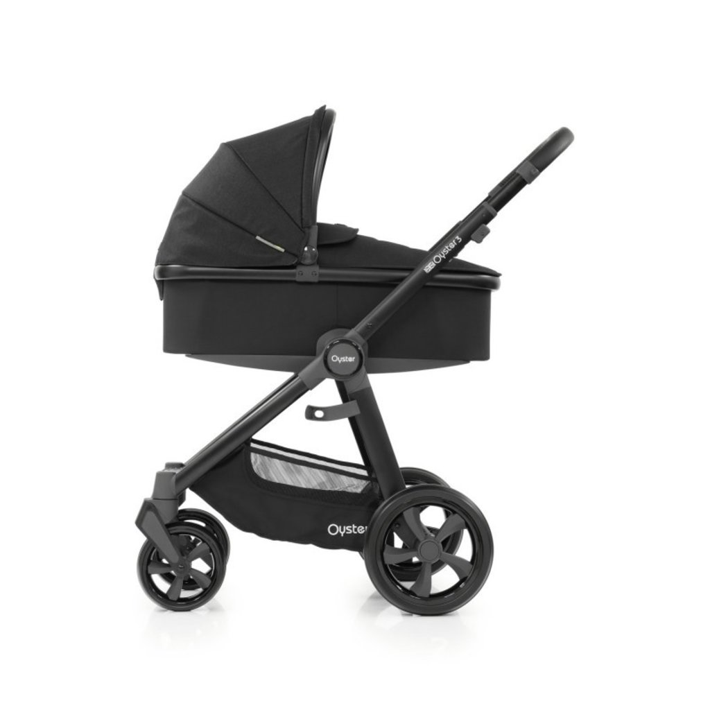 babystyle Oyster 3 Carrycot- Noir