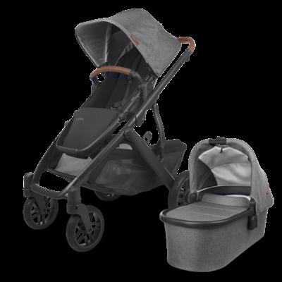 Uppababy Uppababy Vista v2 Stroller Greyson (2020)