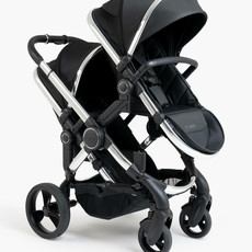 iCandy iCandy Peach Chrome Black Twill Double