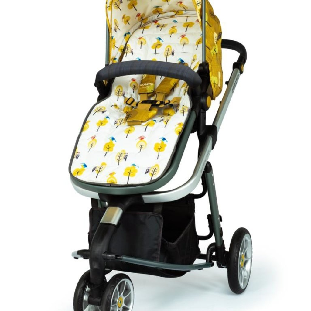 Cosatto Cosatto Giggle 3 Pram And Pushchair - Spot The Birdie