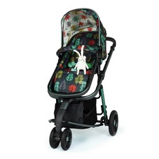 Cosatto Giggle 3 Travel System Bundle - with Hold Graphite Car Seat Harewood