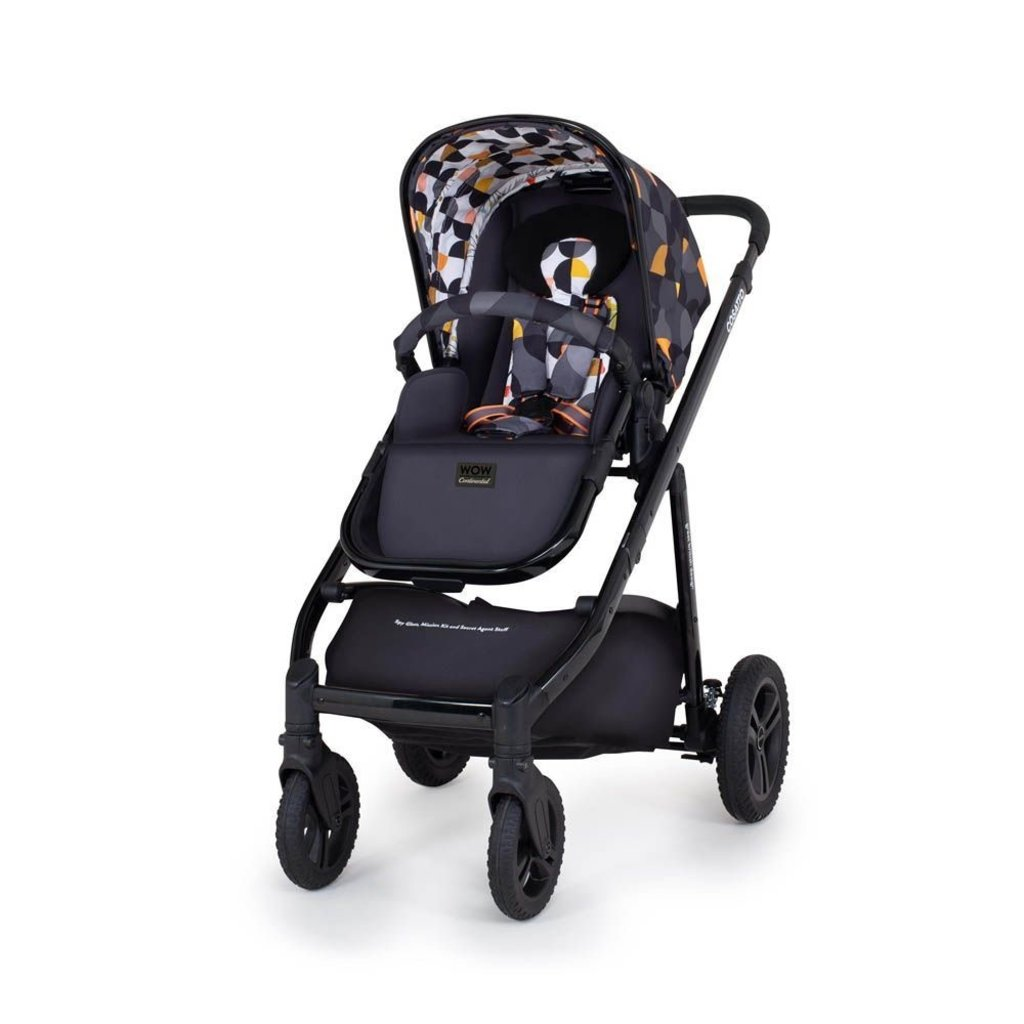 Cosatto Wow Continental 3 in 1 Bundle Debut