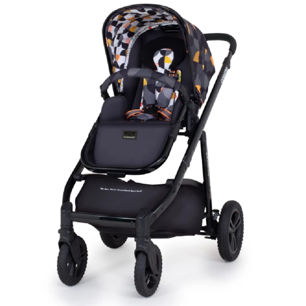 Cosatto Wow Continental Car Seat and  i-Size Bundle Debut