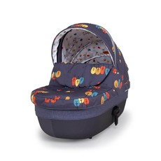 Cosatto Wow Continental Car Seat and i-Size Base Bundle Parc