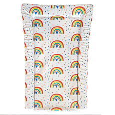 Obaby Obaby Changing Mat Rainbow Multicolour
