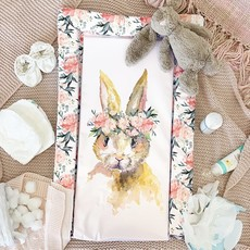 Obaby Obaby Changing Mat Watercolour Rabbit