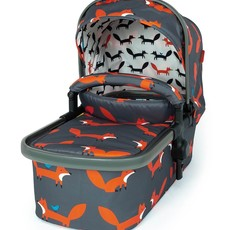 Cosatto Giggle 3 Car Seat Bundle Charcoal Mister Fox