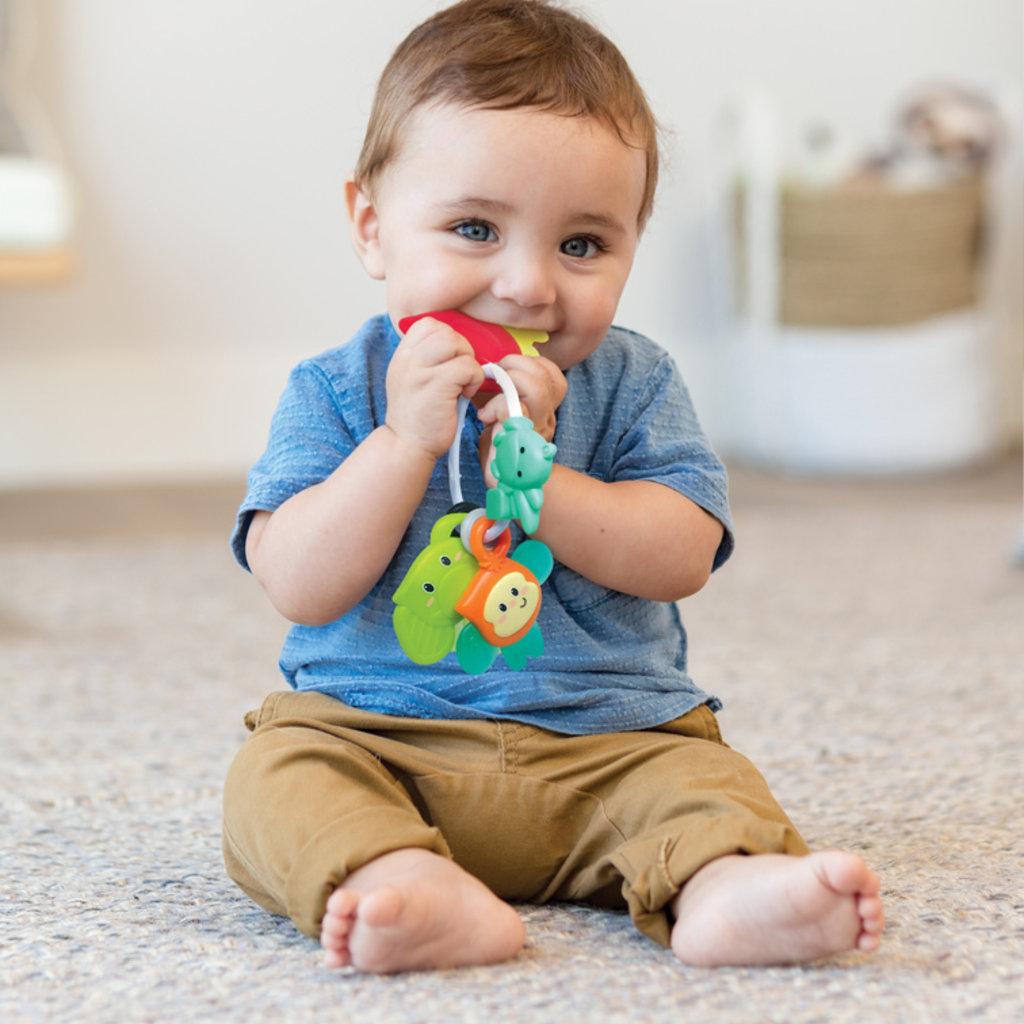 Infantino Infantino Safari Teething Pals