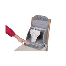 Safety 1st Safety 1st Travel Booster - Warm Grey