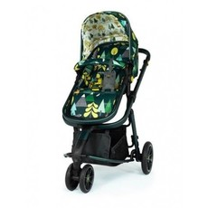 Cosatto Giggle 3 Car Seat and i-Size Base Bundle Into The Wild