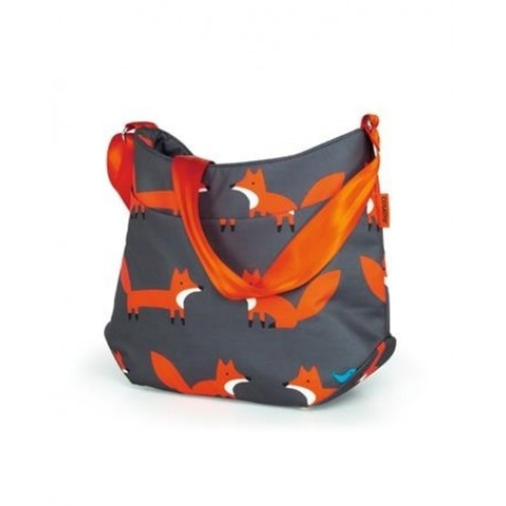Cosatto Giggle 3 Everything Bundle Charcoal Mr Fox