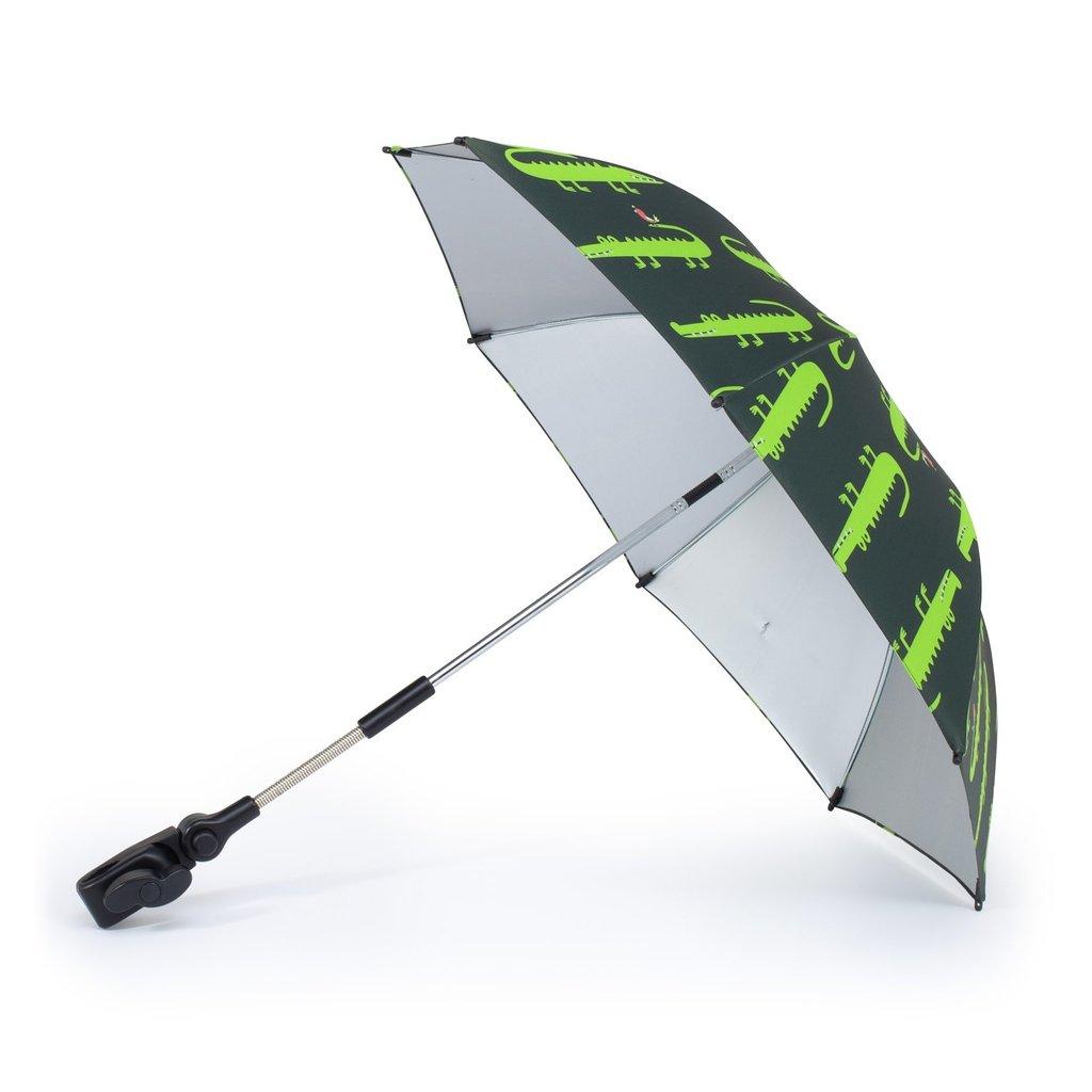 Cosatto Woosh 2 Stroller parasol bundle Crocodile Smiles