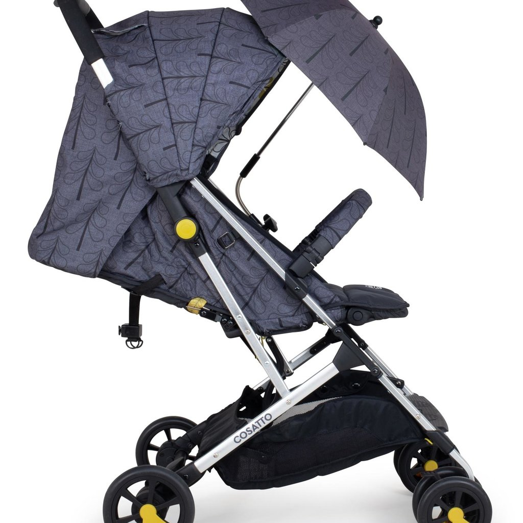 Cosatto Woosh 2 Stroller parasol bundle Fika