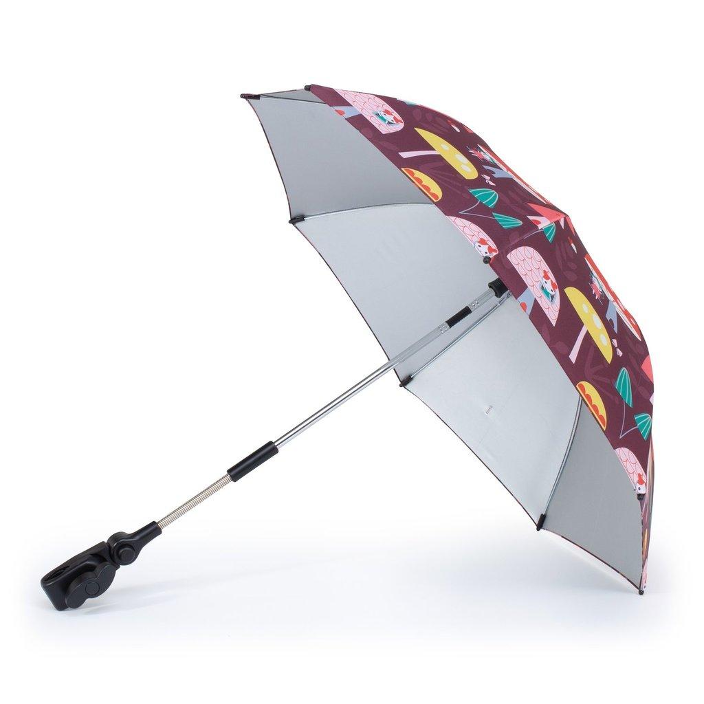 Cosatto Woosh 2 Stroller parasol bundle Mushroom Magic