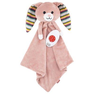 ZAZU ZAZU Becky Baby Comforter with Heartbeat Sounds