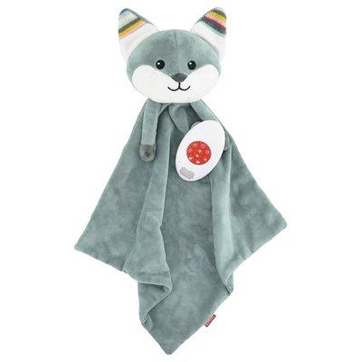 ZAZU ZAZU Felix The Fox Baby Comforter with Heartbeat Sounds