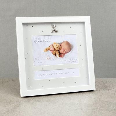 Bambino Bambino Hospital Bracelet Keepsake Frame