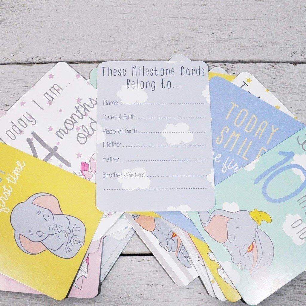 Disney Disney Magical Beginnings Baby Milestone Cards 30pc