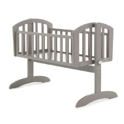 Obaby Sophie Swing Crib Taupe Grey