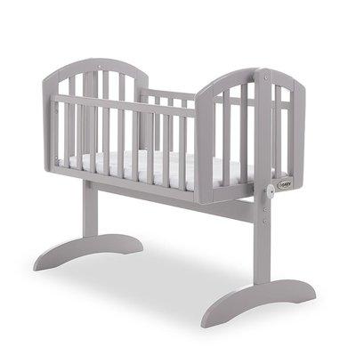 Obaby Sophie Swing Crib Warm Grey
