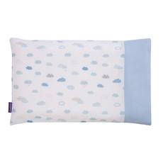 Clevafoam Pram Pillow Case -Blue 0+