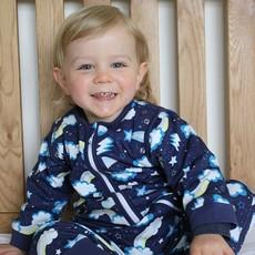 Babyboo Flash organic cotton SnuggleBoo sleepsuit (1 tog) - 6-12 months