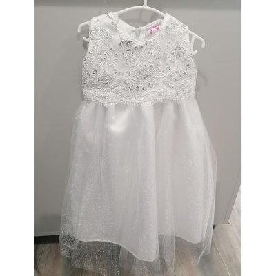 Stitch it Bernie Princess Aoife Christening Gown 0/3m
