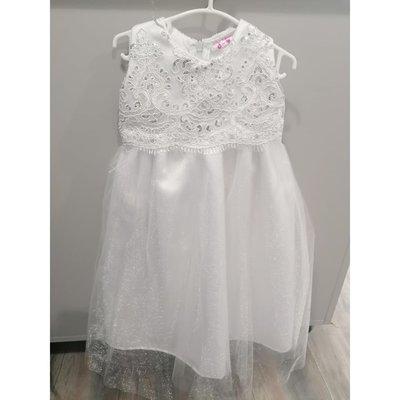 Stitch it Bernie Princess Aoife Christening Gown 3/6m