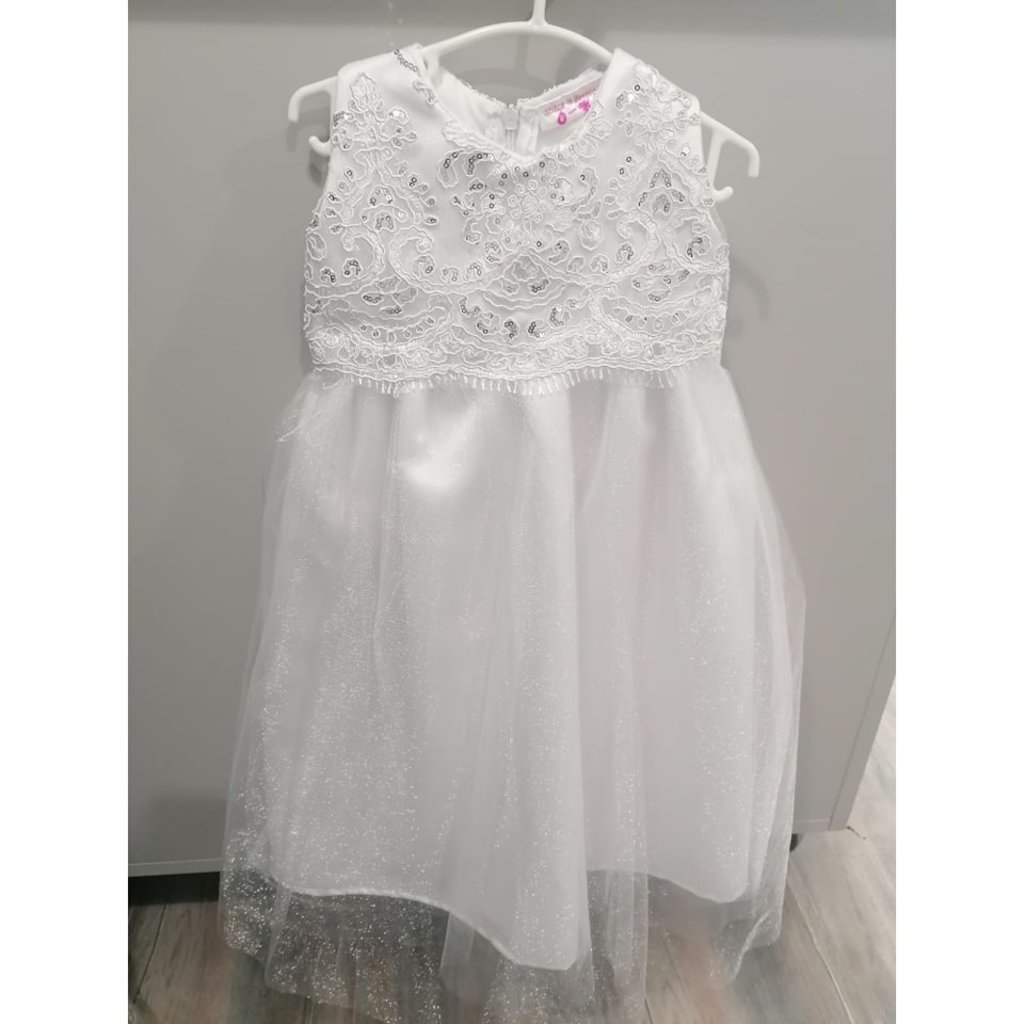Stitch it Bernie Princess Aoife Christening Gown 9/12m