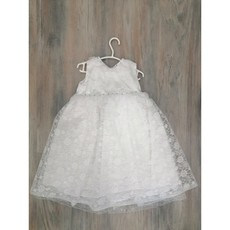 Stitch it Bernie Princess Fiadh Christening Gown 6/9m