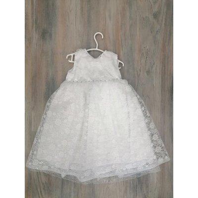 Stitch it Bernie Princess Fiadh Christening Gown 9/12m