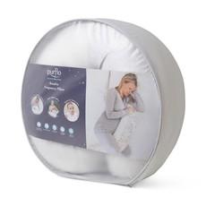 Purflo Purflo Pregnancy Support Pillow  Minimal Grey