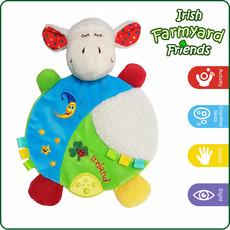 BABY BABY Irish Sheep Comforter