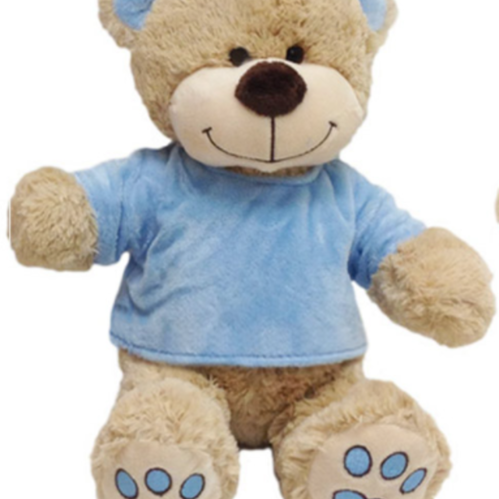 BABY BABY Blue TShirt Bear