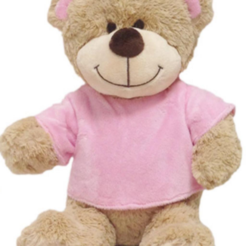 BABY BABY Pink T-Shirt Bear