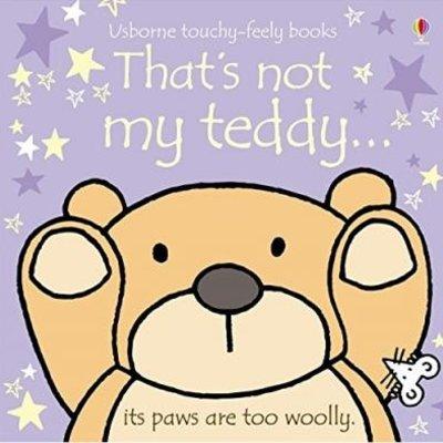Usborne That's Not My Teddy