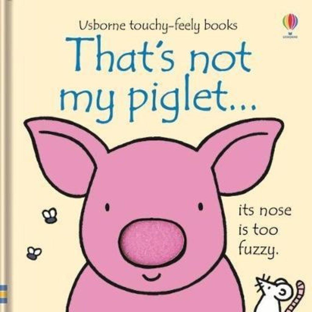 Usborne That's Not My Piglet