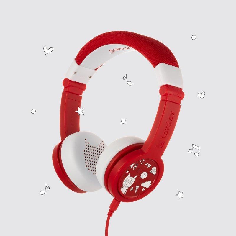 Tonies Tonies Headphones Red