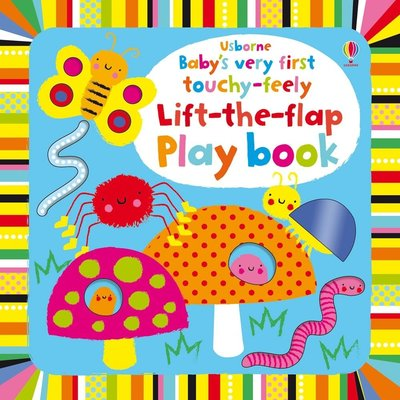 Usborne Baby's very first Lift-the Flap Play book