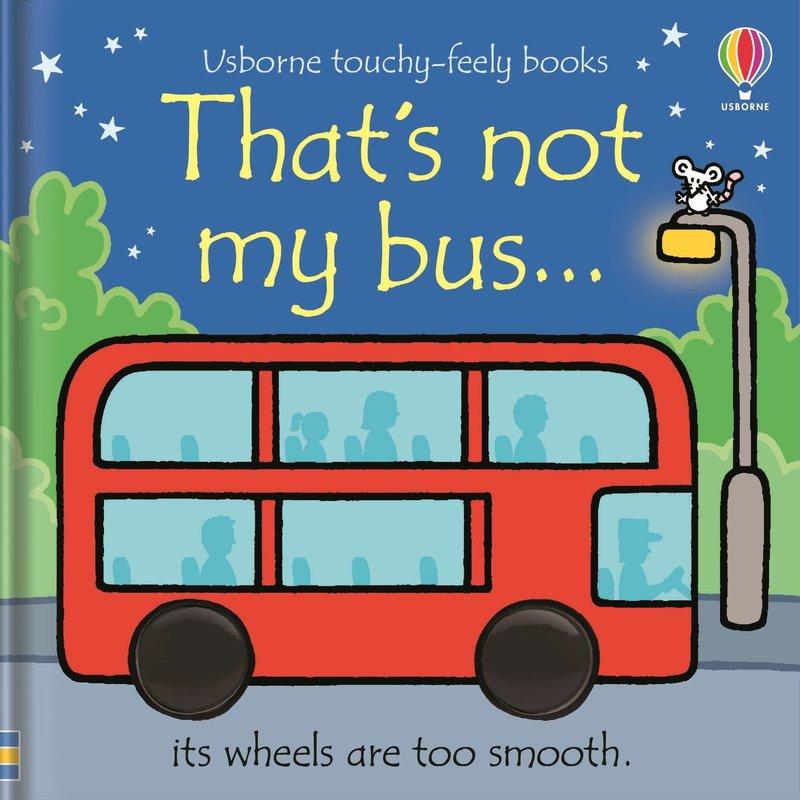 Usborne That's Not My Bus